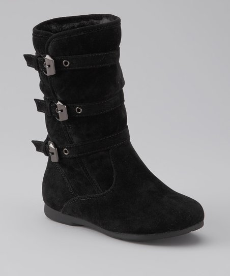 Black Loretta Boot