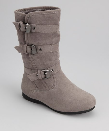 Gray Loretta Boot