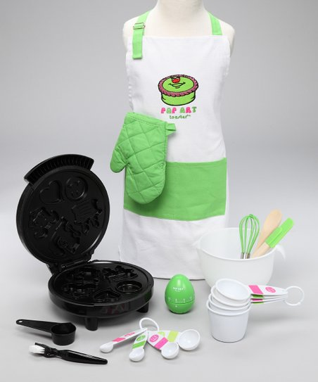 5-in-1 Tasty Baker & Junior Baking Set