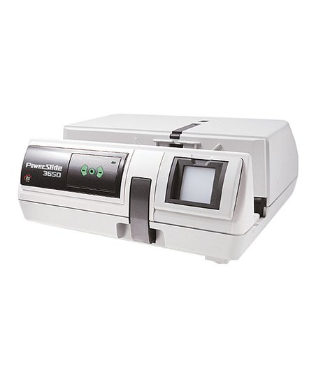 White Powerslide 3650 Slide Scanner