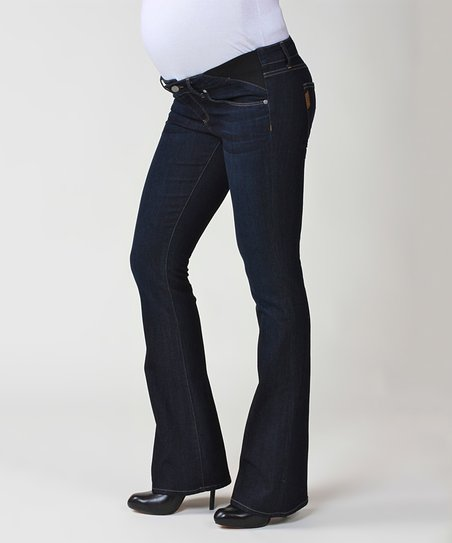Renaissance Laurel Canyon Under-Belly Maternity Jeans