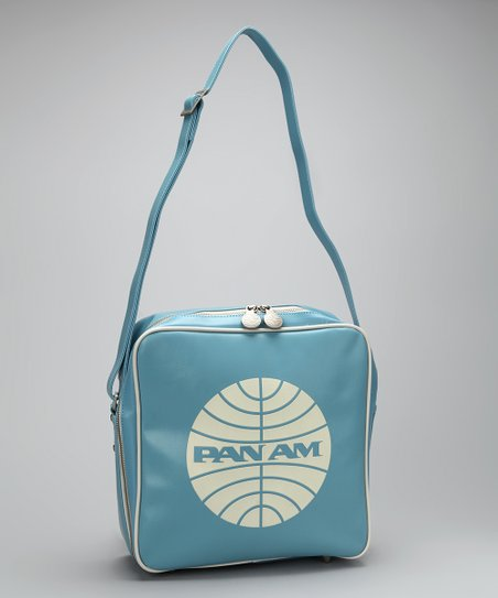 Flight Blue Innovator Shoulder Bag