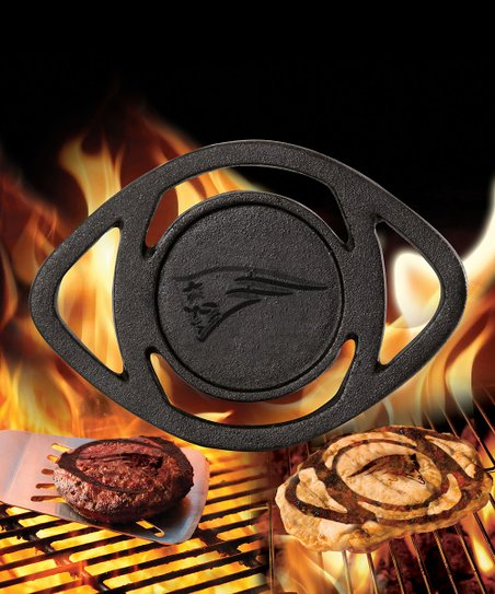 New England Patriots Single Barbecue Brander