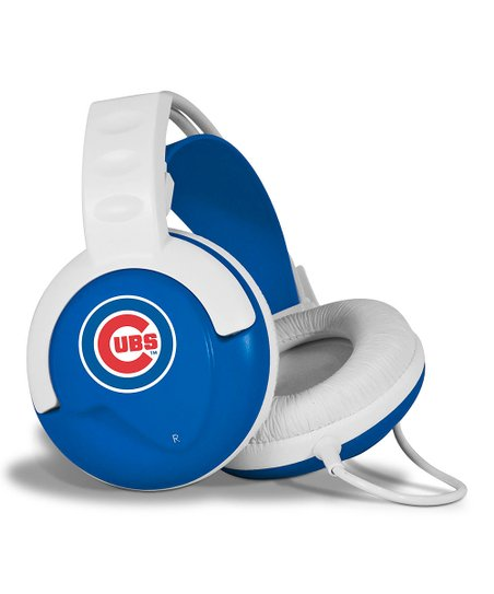 Chicago Cubs Fanjamz Headphones