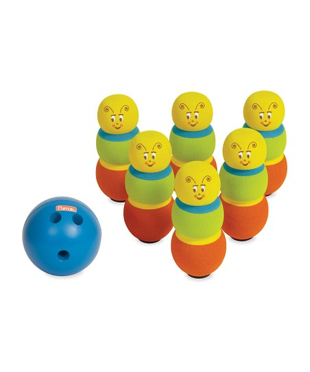 Crazy Caterpillar Bowling Set