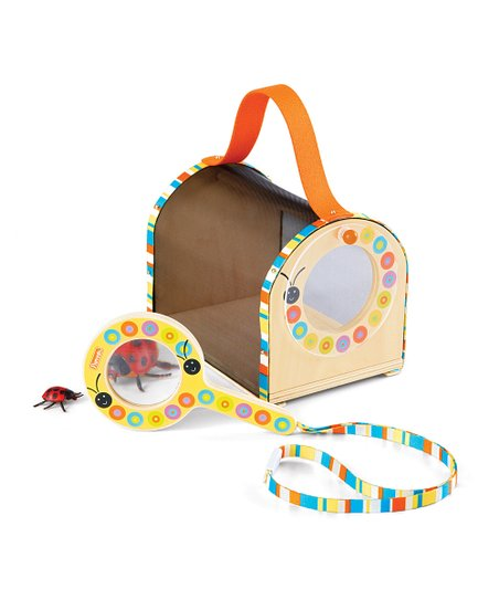 Bug Bungalow & Magnifier Set