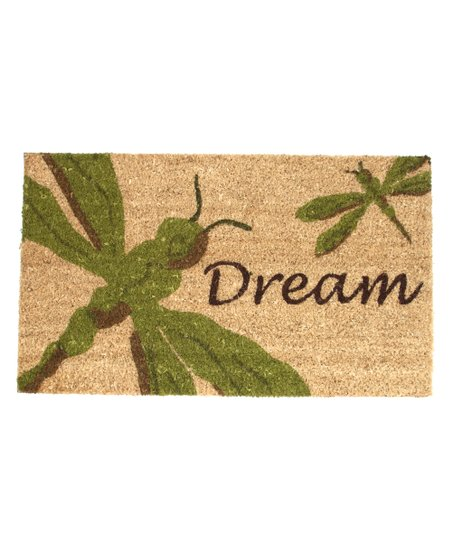 Dragonfly 'Dream' Doormat