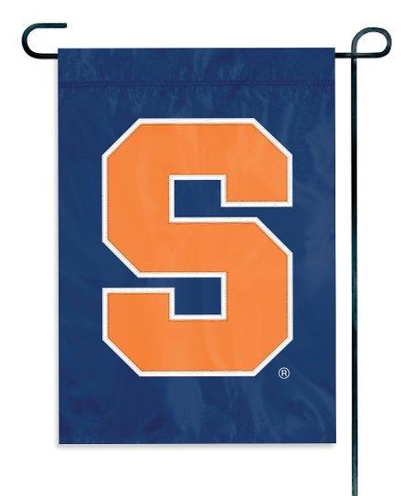 Syracuse Orange 15'' Garden Flag