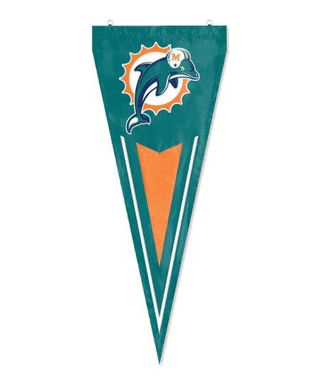Miami Dolphins Yard Pennant