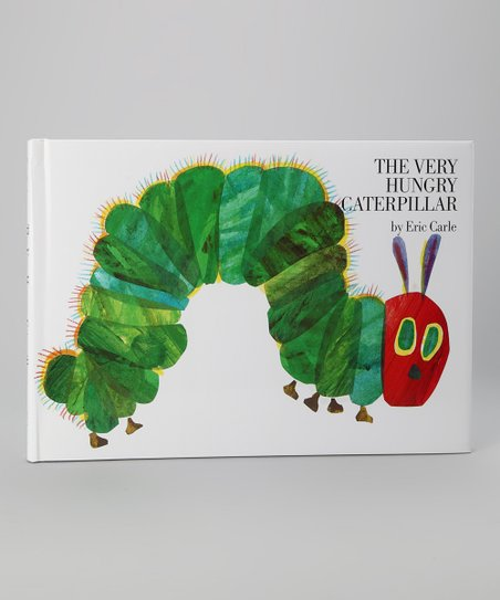 The Very Hungry Caterpillar 25th Anniversary Hardcover