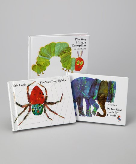 Mini Board Book Set