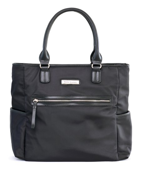 Black Oliver Diaper Bag