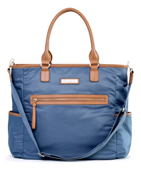 Blue Oliver Diaper Bag
