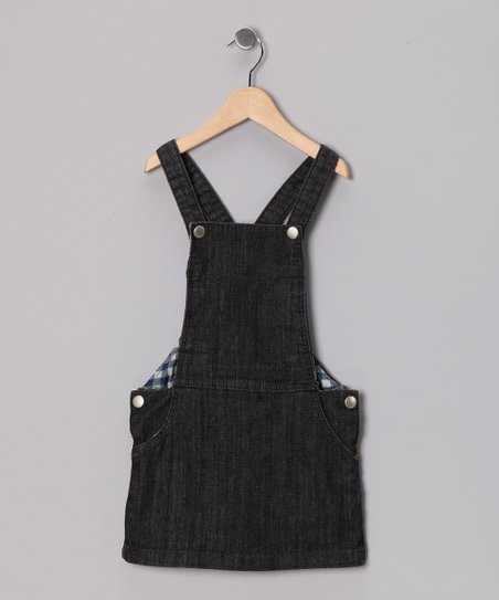 Denim Jumper - Toddler & Girls