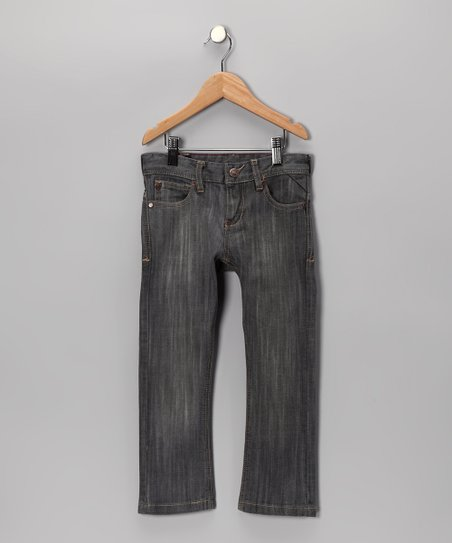 Gravel Wash Harper Jeans - Toddler &amp; Girls