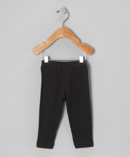 Black Pants - Infant & Toddler