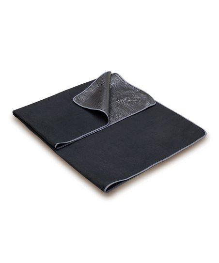 Black Blanket Tote