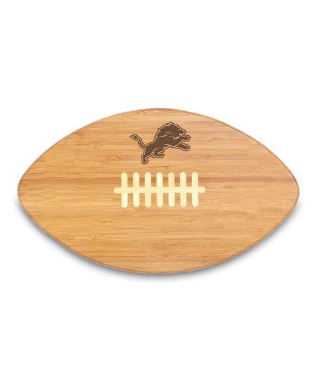 Detroit Lions Bamboo Cutting Board