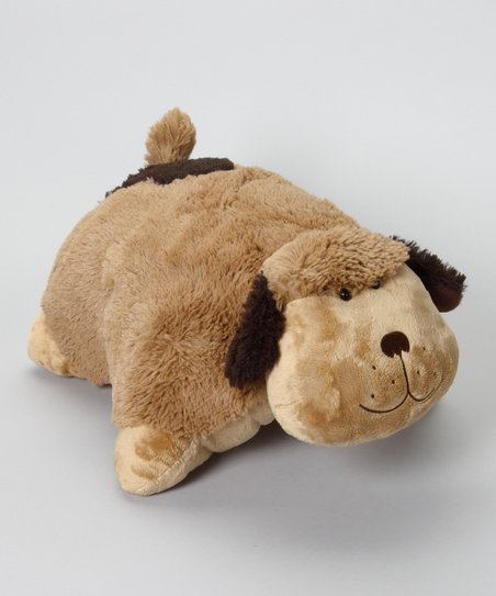 Pillow Pet Snuggly Puppy Pillow