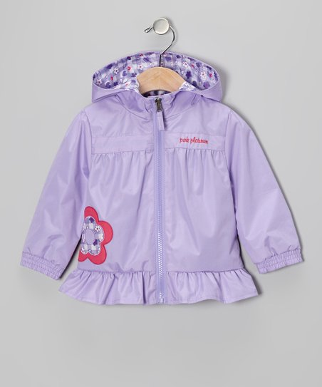 Lilac Daisy Jacket - Infant & Toddler