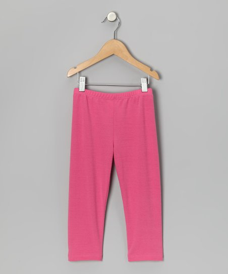 Pink Leggings - Toddler