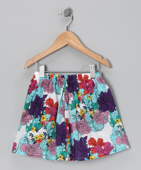 Garden District Elizabeth Skirt - Toddler & Girls