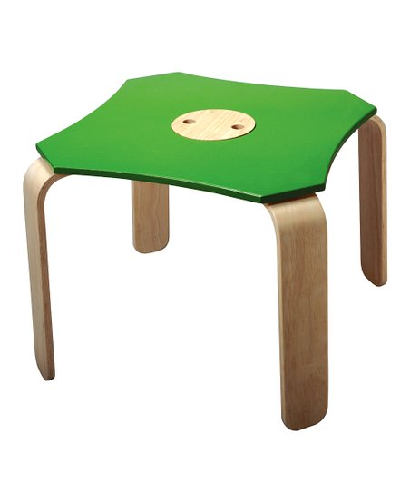 Lime Green Modern Table