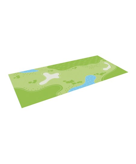 Square Corner Eco Play Mat