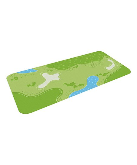 Round Corner Eco Play Mat