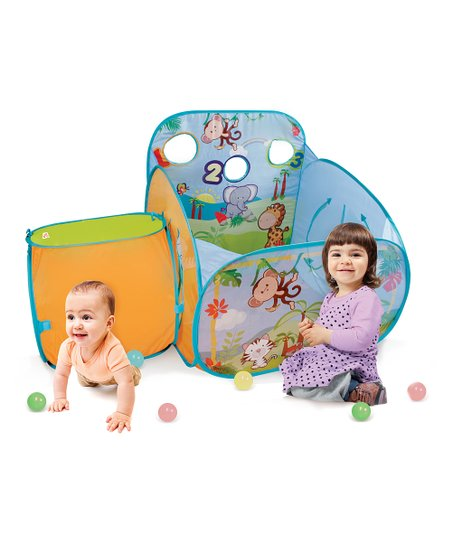 Baby Fun Zone Play Tent