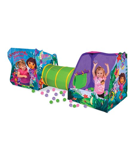 Dora Playville Set