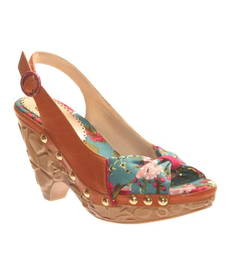 Honeymoon Garden Variety Slingback