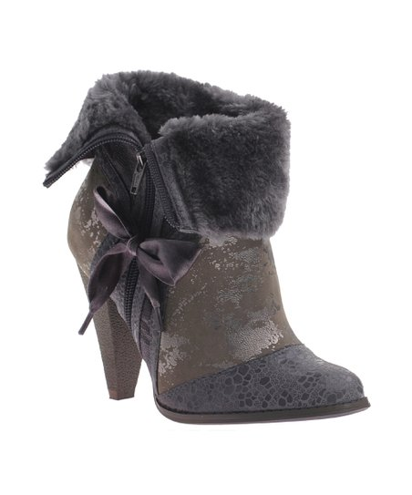 Smokey Gray Most Wanted Ankle Boot