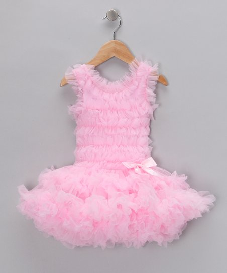 Pink Ruffle Skirted Bodysuit - Infant & Toddler
