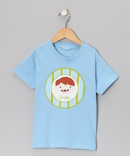 Blue & Ginger Tooth Fairy Personalized Tee - Toddler & Boys
