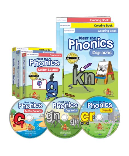 Preschool Prep Phonics Pack