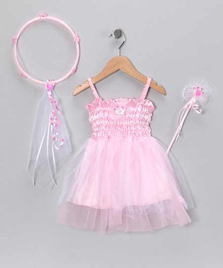 Pink Dress-Up Set - Toddler & Girls