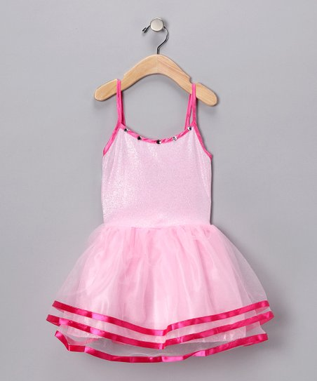 Pink & Fuchsia Dress - Toddler & Girls