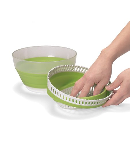 3-Qt. Collapsible Salad Spinner