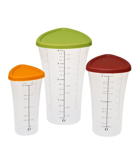 Measure & Store Set