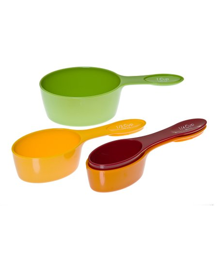 Snap-Fit Measuring Cup Set