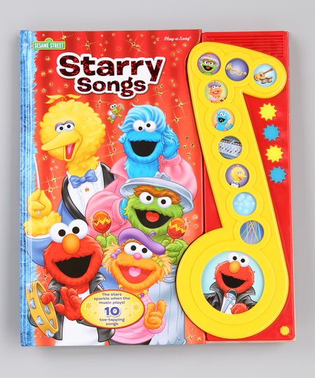 Starry Songs Board Book