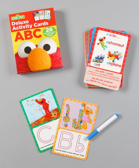 ABC Deluxe Activity Cards