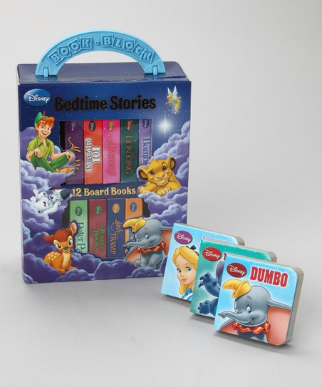 My First Library: Disney Bedtime Board Book Set