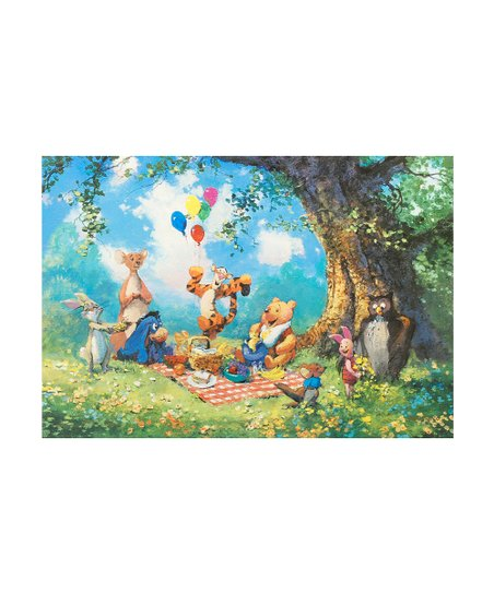 Splendiferous Picnic Limited-Edition Lithograph Print