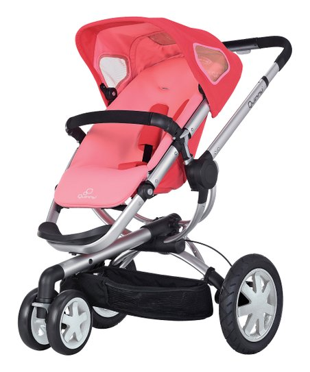 Quinny Pink Blush Buzz Stroller