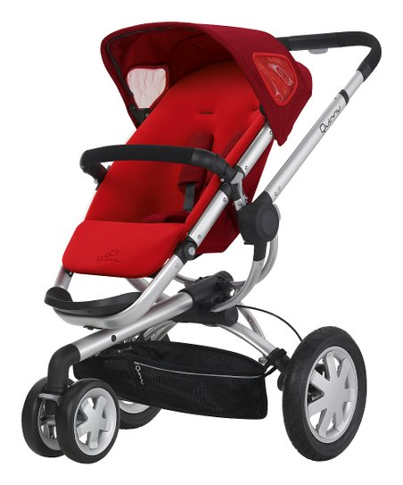 Quinny Rebel Red Buzz Stroller