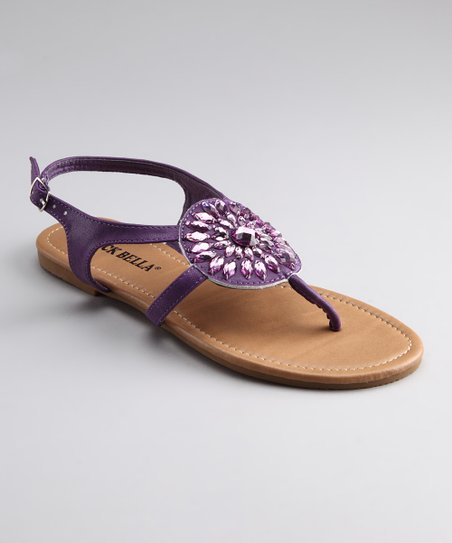 Purple Saber 16 Sandal