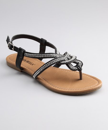 Black Saber 21 Sandal