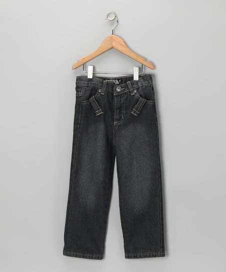 Blue Fashion Jeans - Toddler